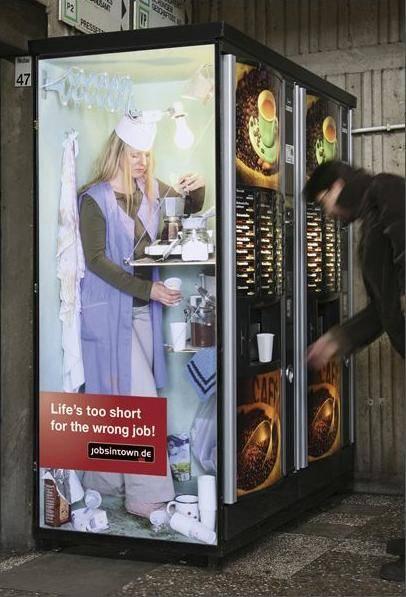 mesin minuman otomatis