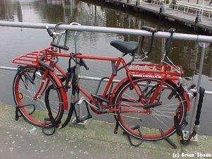 multiple gembok sepeda
